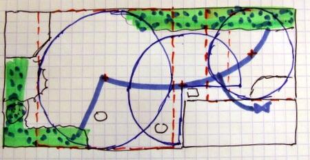 Installation d un syst me d arrosage ent rr brico info le blog de bruno - Arrosage pelouse enterre ...