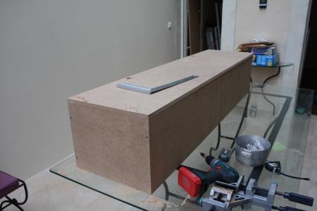 Fabrication d un coffre banc mobile brico info le blog de bruno catteau - Fabrication d un banc en bois ...