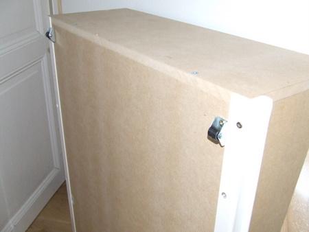 conception et r alisation d un lit commode brico info. Black Bedroom Furniture Sets. Home Design Ideas
