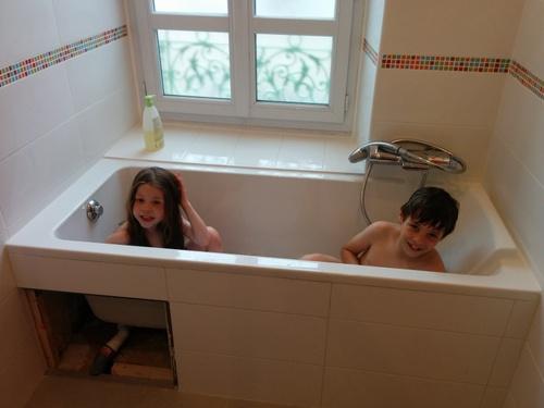 Brico info le blog de bruno catteau page 5 for Baignoire salle de bain tablier
