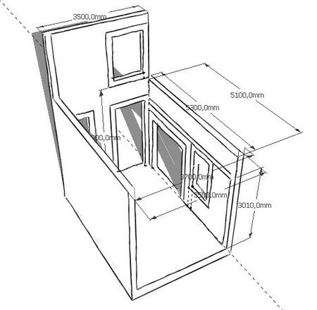 projet v randa construction du projet brico info le. Black Bedroom Furniture Sets. Home Design Ideas